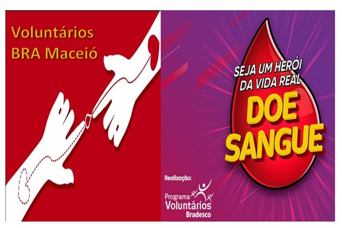 Doação de Sangue 2019 - Maceió