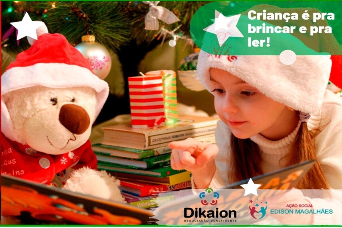 Neste Natal Alimente O Sonho De Uma Família