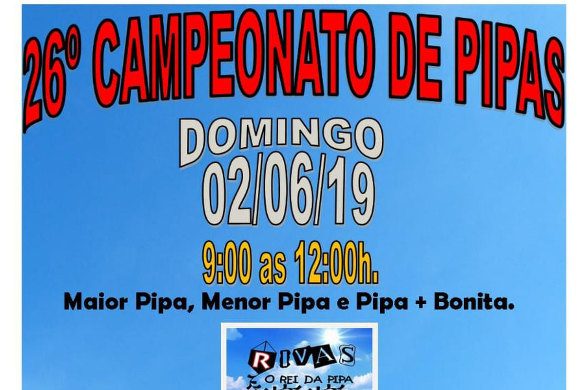 26° Campeonato de Pipas - Parque da Prainha