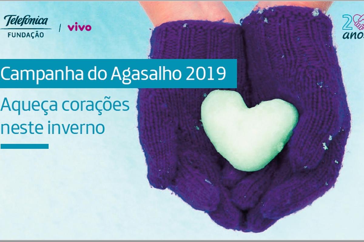 Campanha do Agasalho 2019 - São Paulo