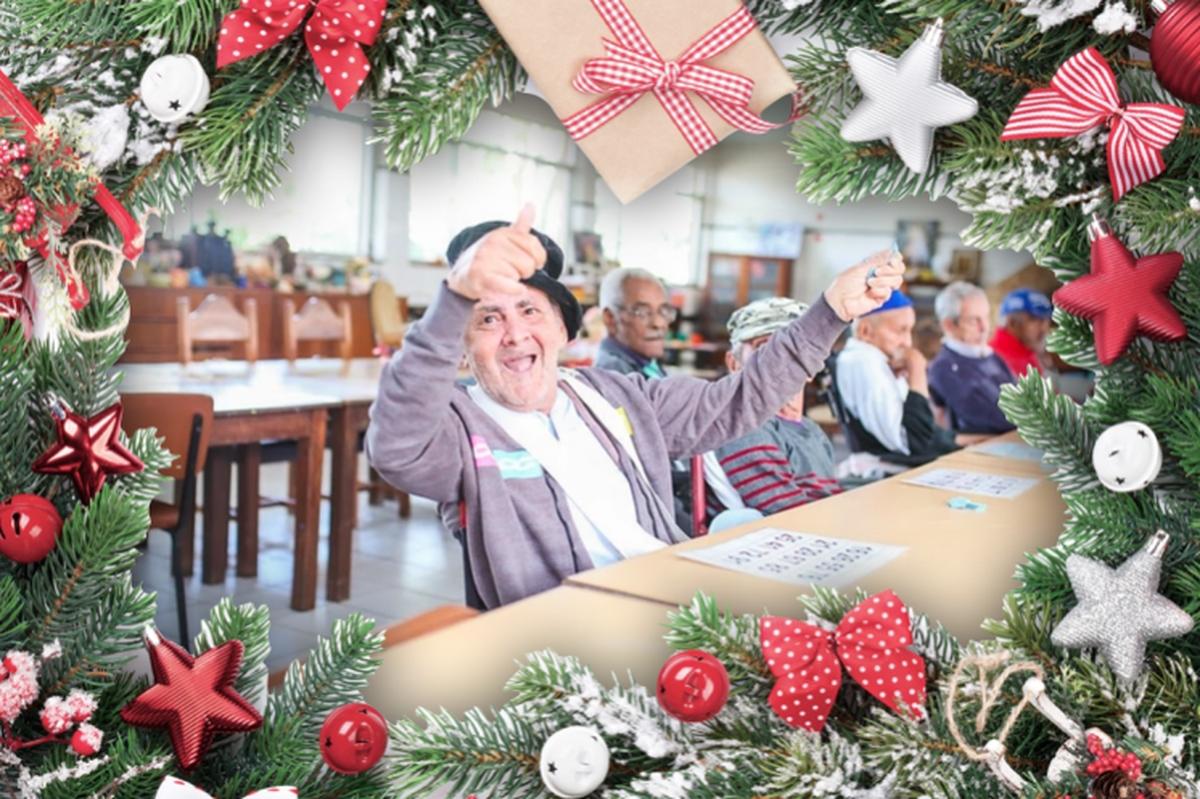 Ação de Natal - Lar de Idosos São José