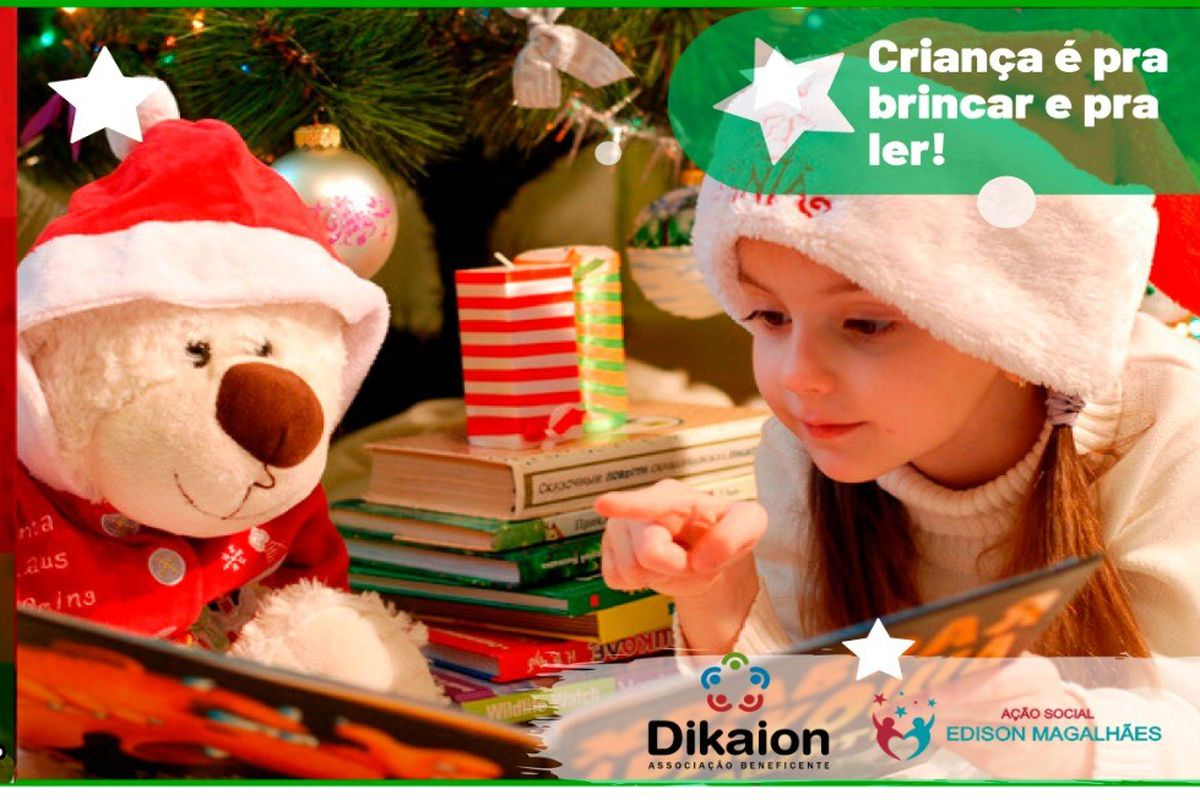 Neste Natal Adote Uma Criança!!!