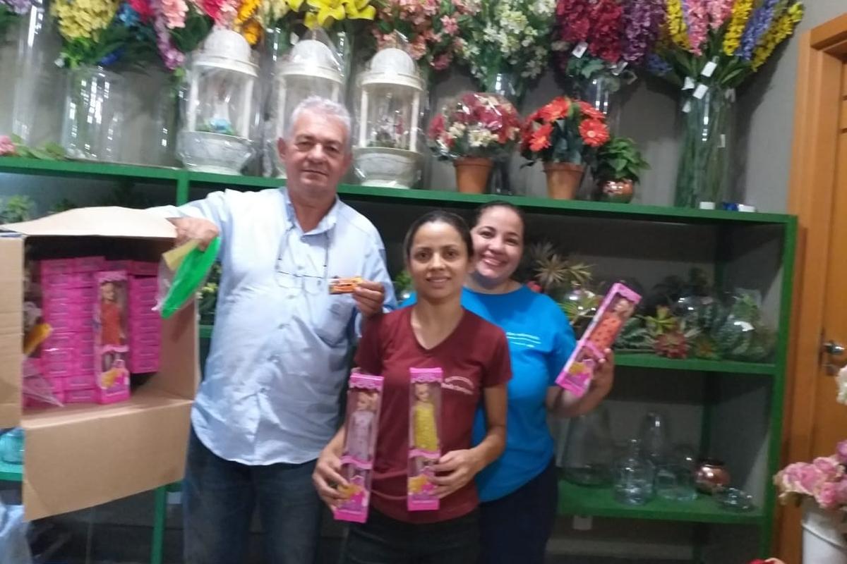Criança feliz - Paróquia Santa Rita de Cássia