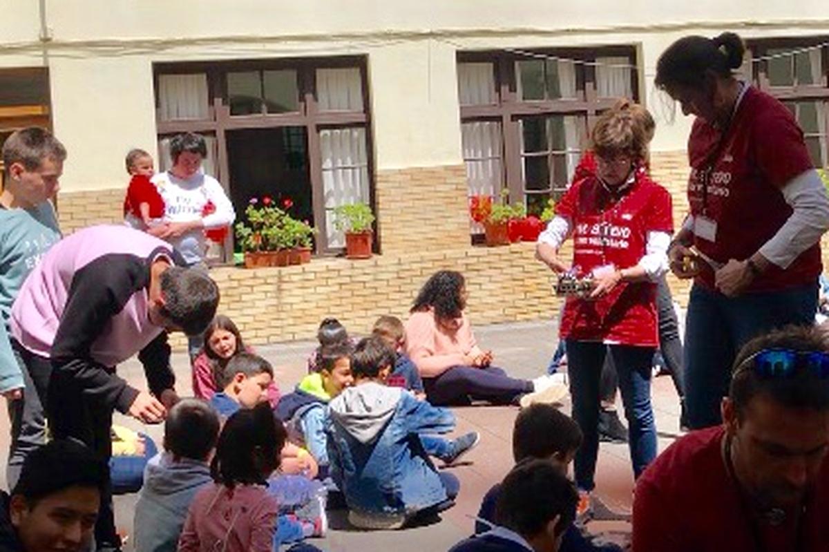 MasterClass para niños de ONGs y Entidades