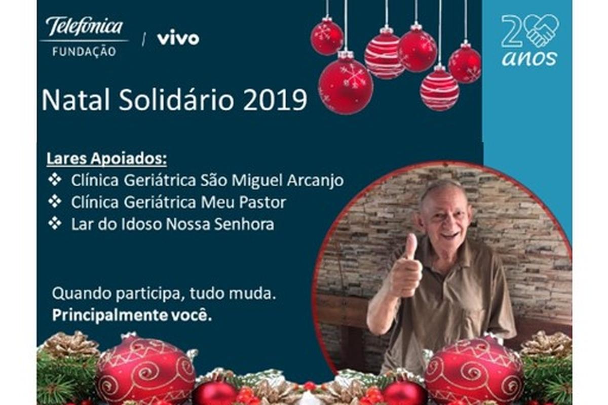 Natal Solidario 2019