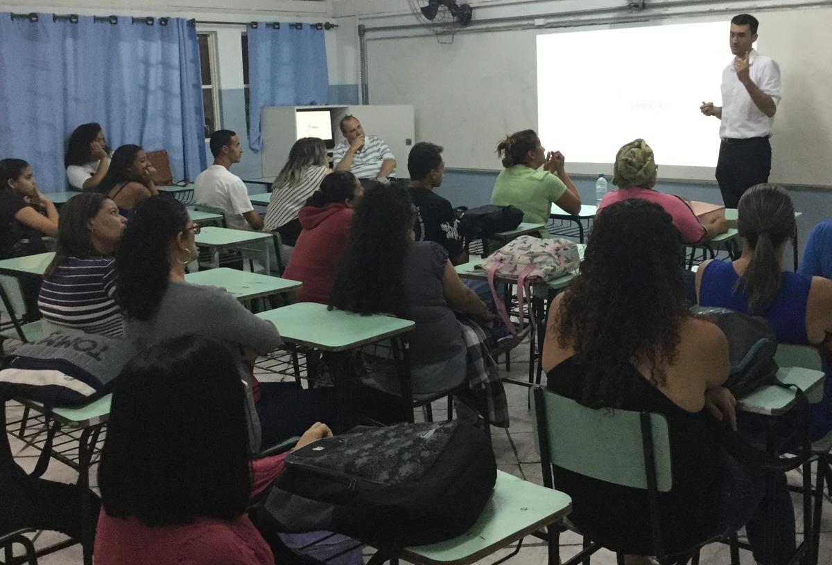 Cockpit de Talentos  (2h30) - SJCampos EMEF Hélio Augusto Souza