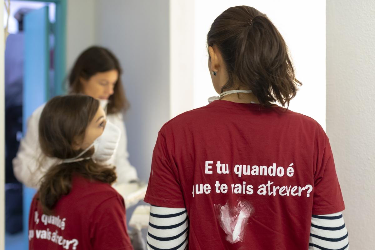 Voluntariado de Reabilitação - Lisboa, 16.04.2021_Manhã