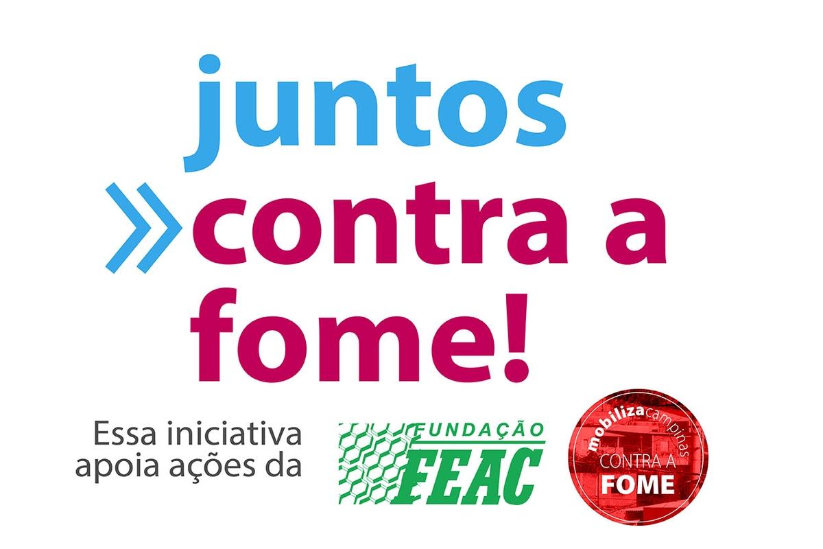 FEAC - Mobiliza Campinas Contra a Fome!