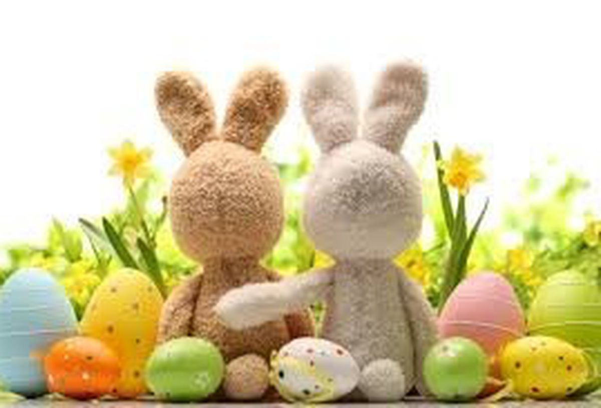 Ovos de chocolate e histórias pra contar...