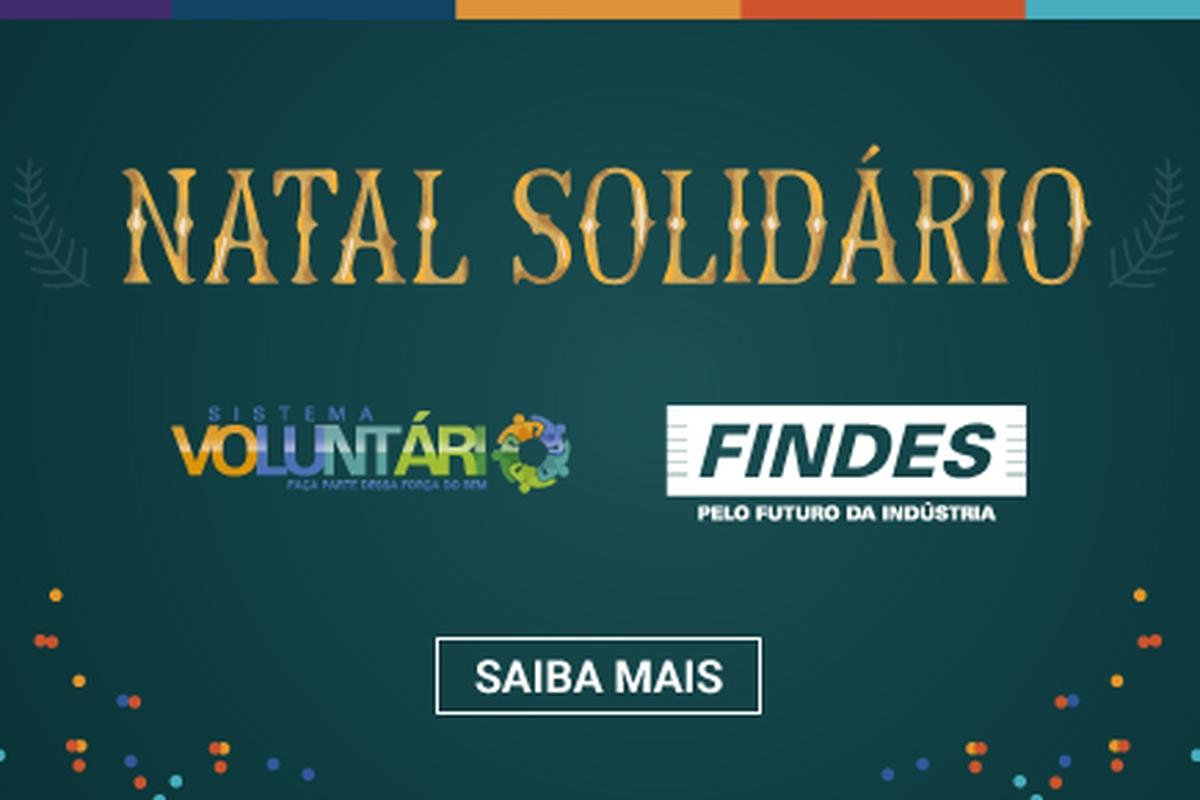 Natal Solidário 2020 - Findes