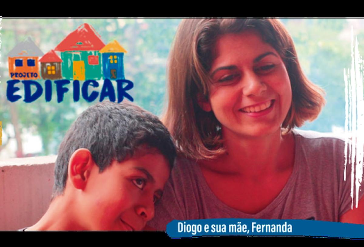 Construindo sonhos e edificando vidas - Projeto EDIFICAR