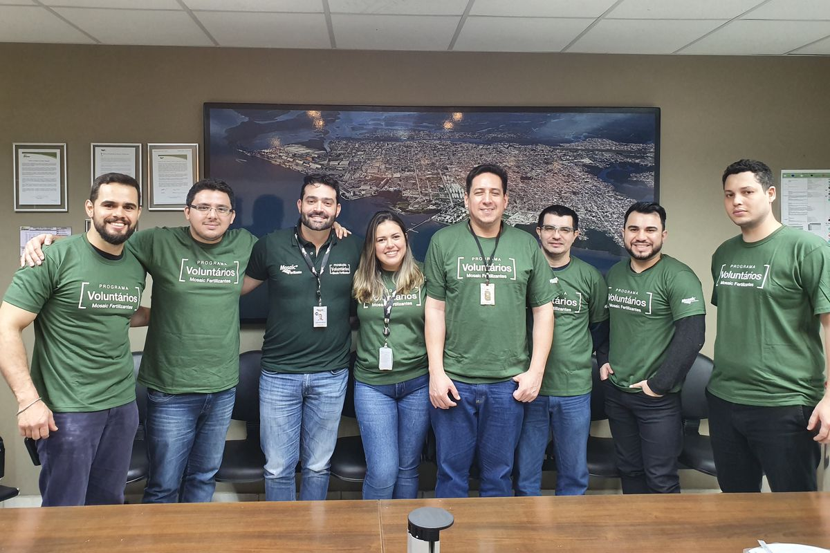 Criação dos Grupos Locais de Voluntariado em Paranaguá