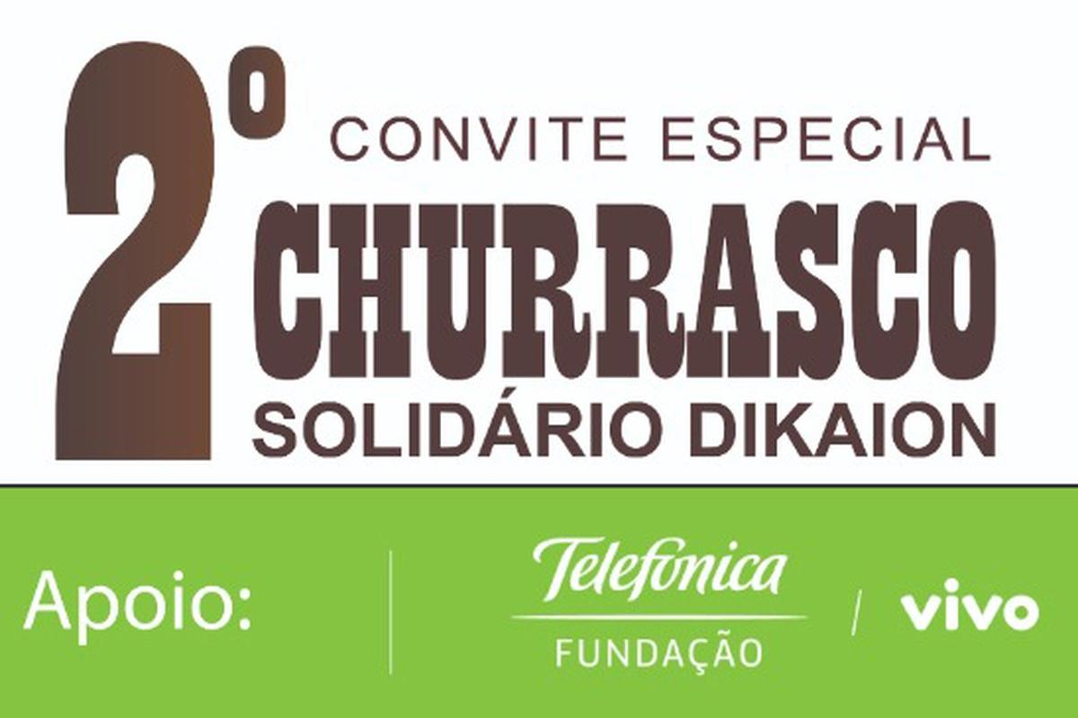 Churrasco Solidário