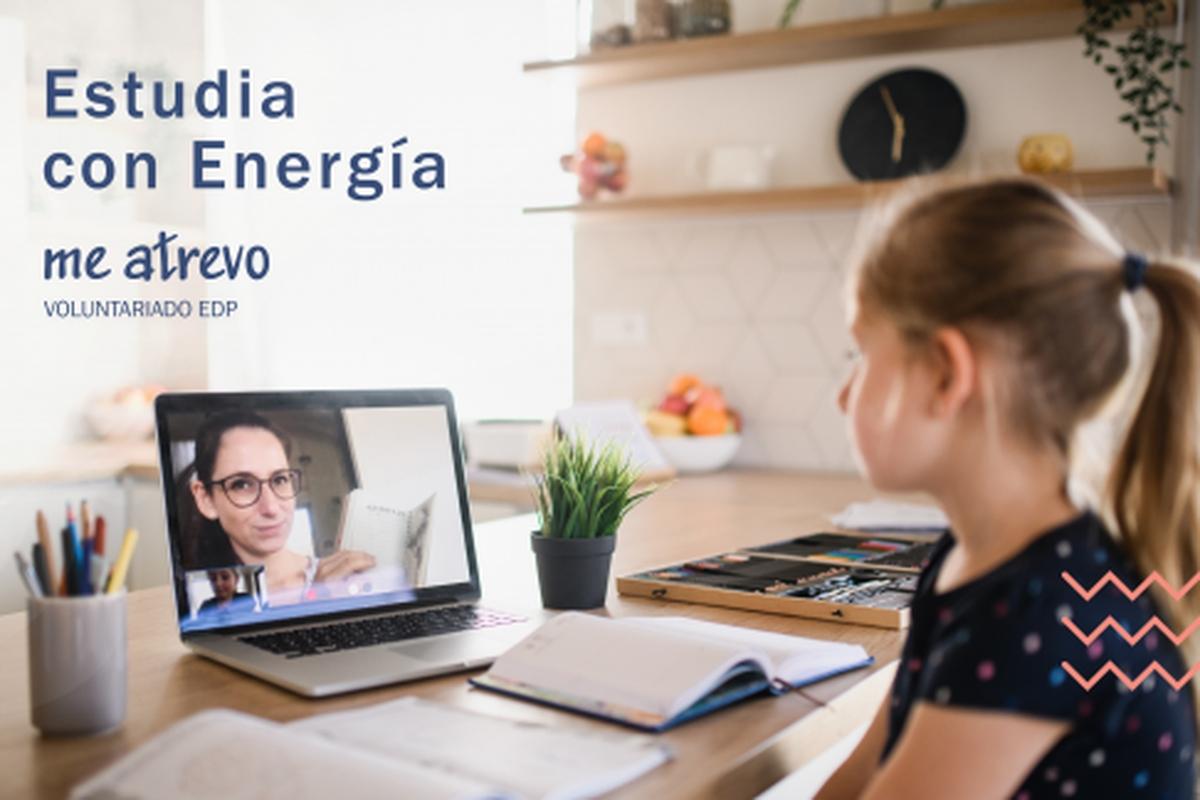 """""""Estudia con Energía"""""""