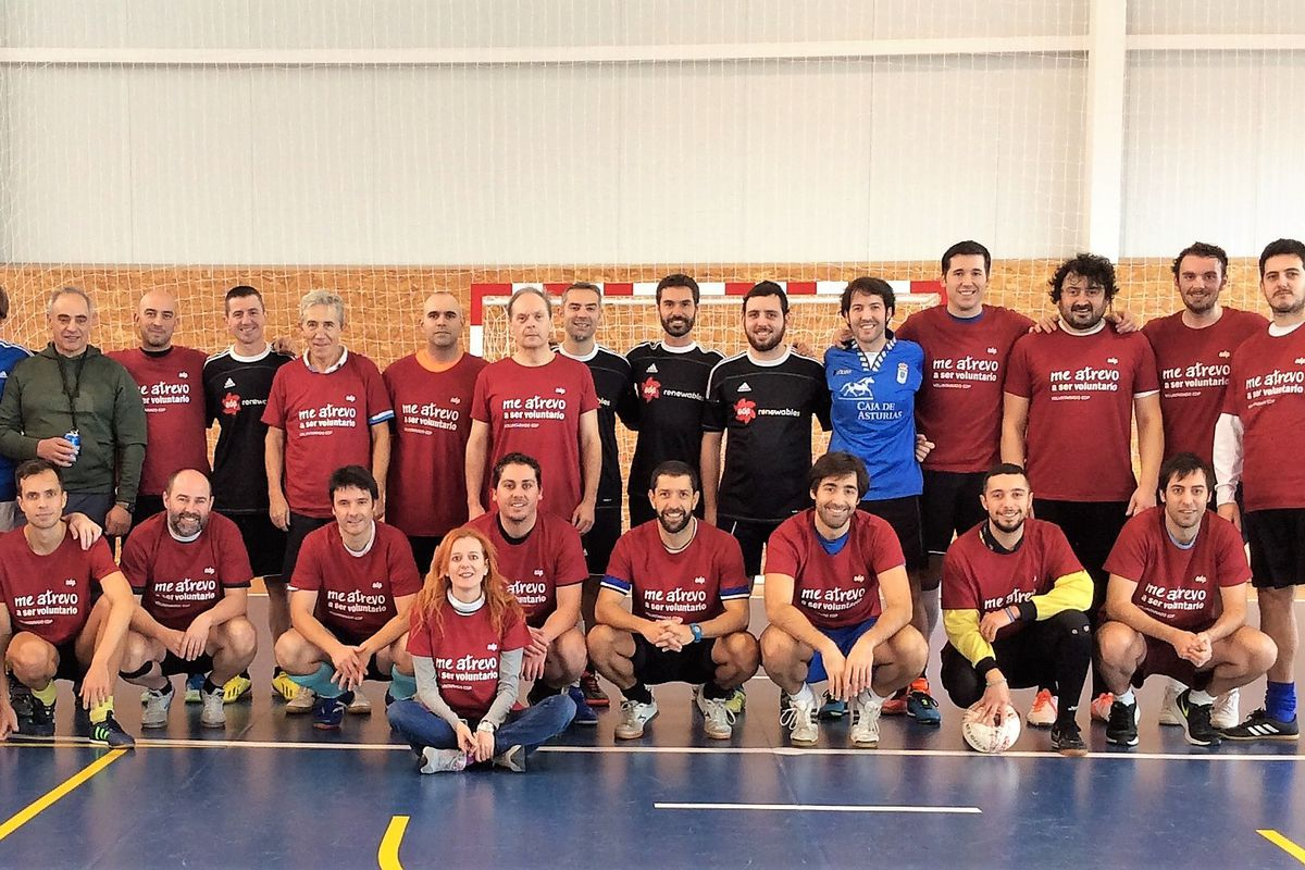 2ª Liguilla Solidaria de  Fútbol Sala EDP - FINAL