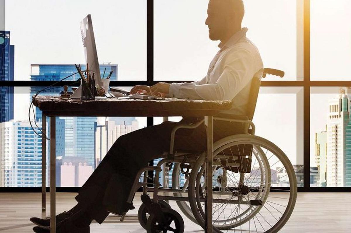 A inclusão de pessoas com deficiência no ambiente de trabalho