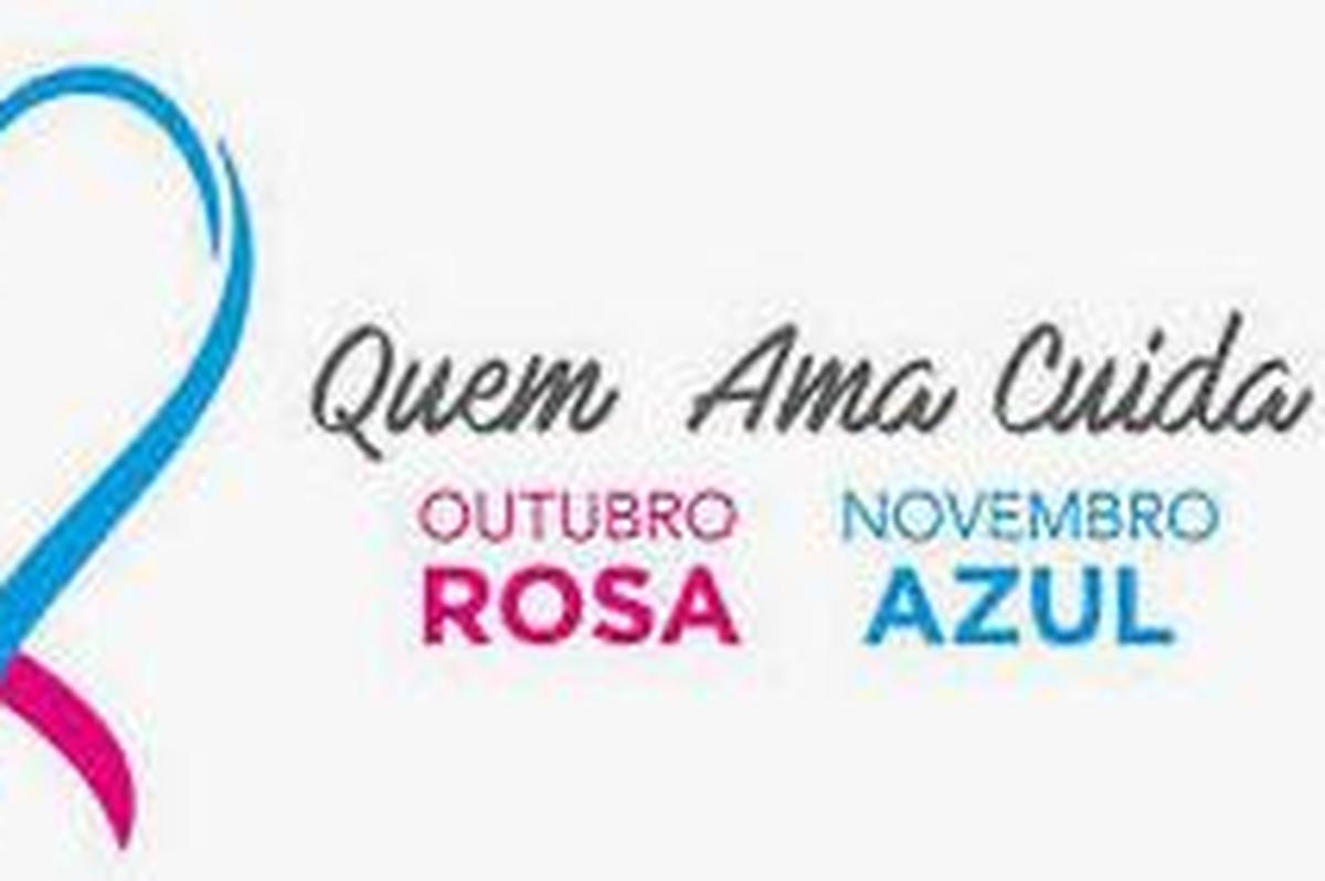 Outubro Rosa & Novembro Azul