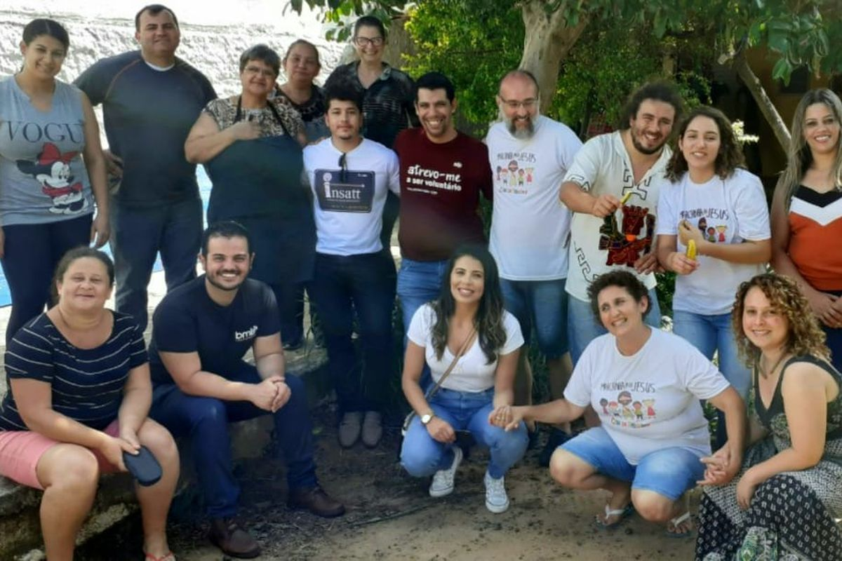 NATAL SOLIDÁRIO ONG CASA DA PASTORINHA