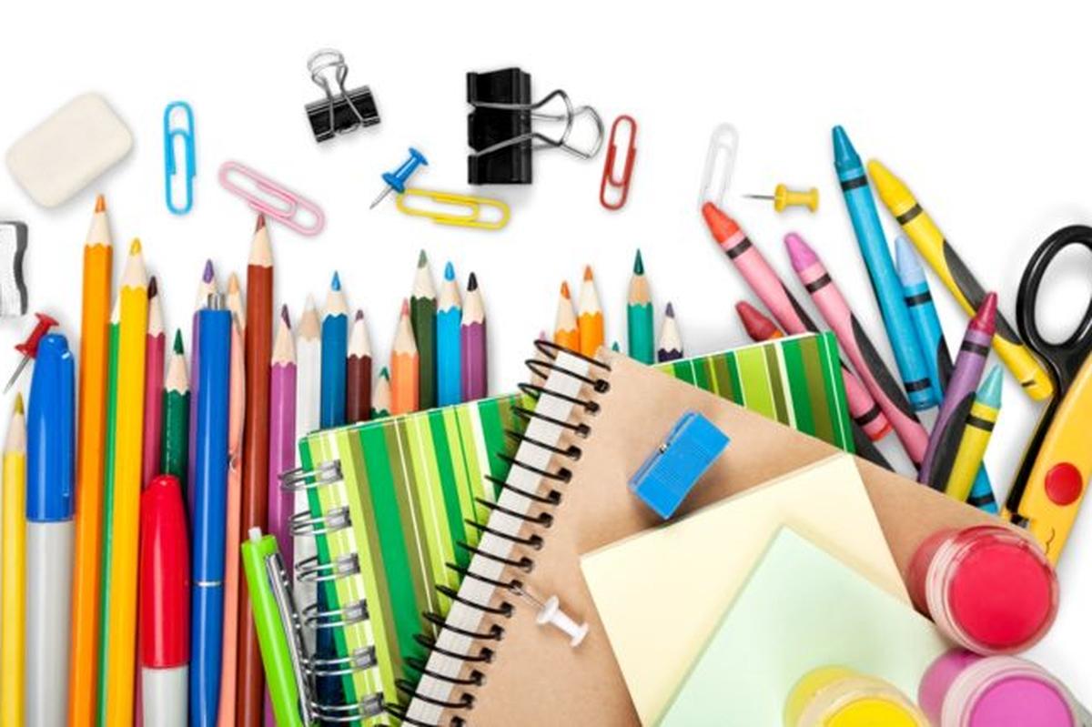 Campanha de arrecadação de materiais escolares