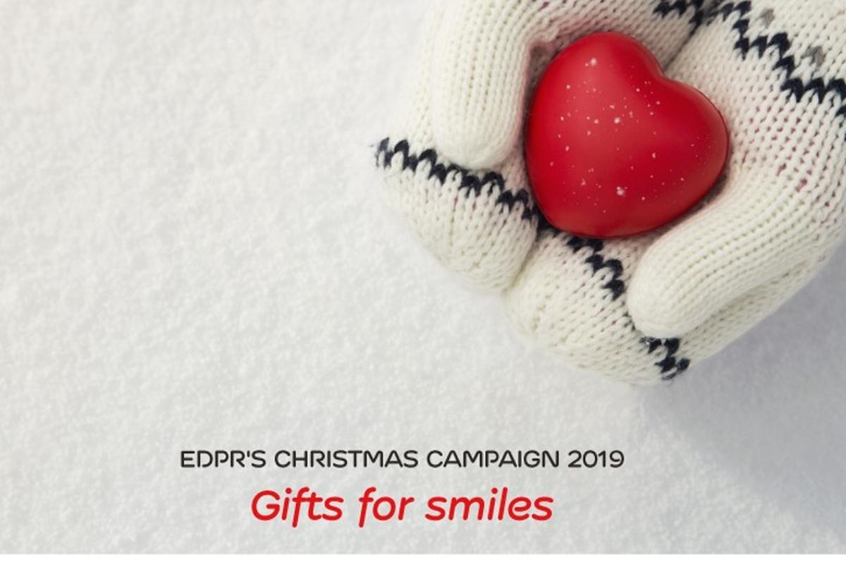 Campanha de Natal - Presentes para crianças Portugal