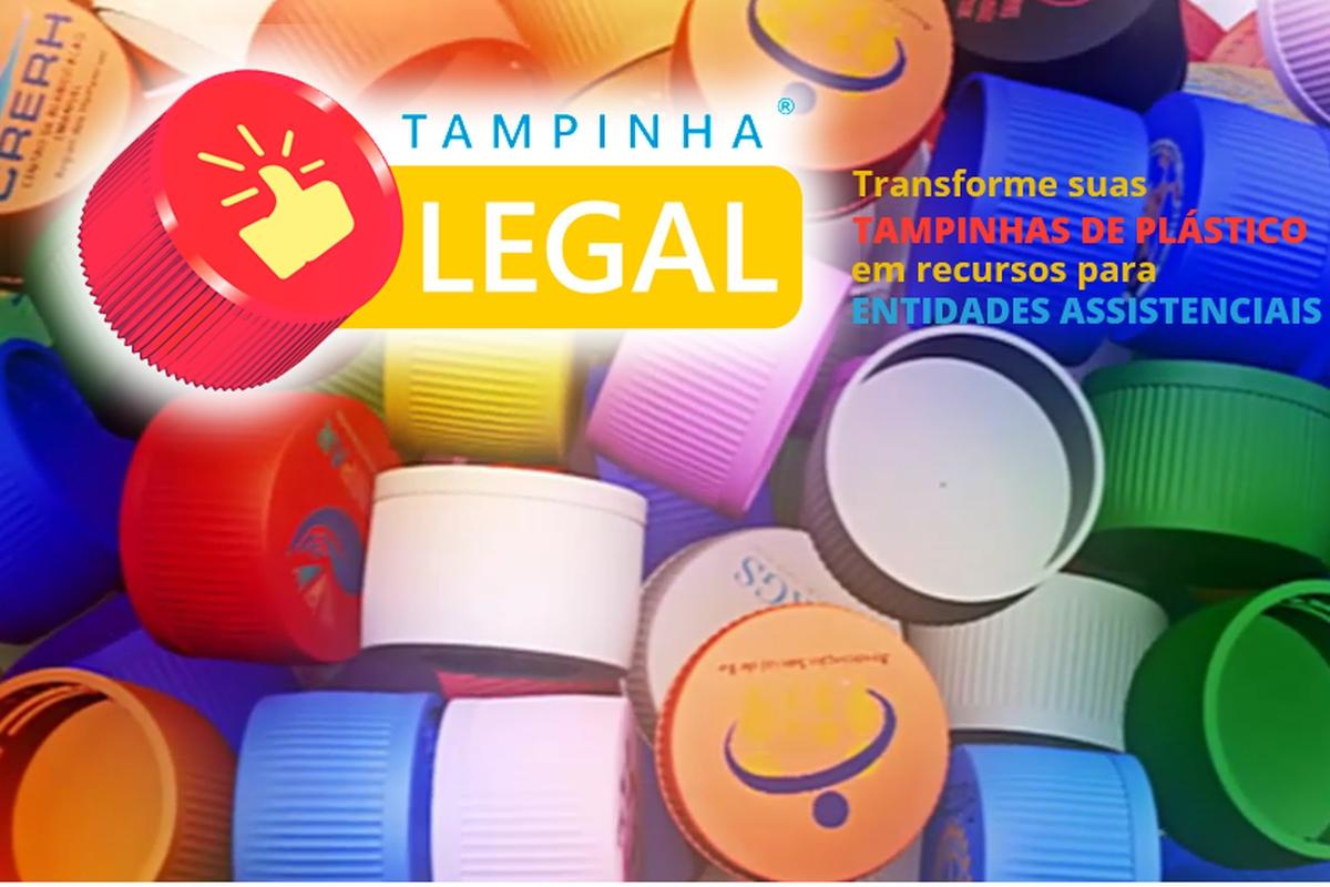 TAMPINHA LEGAL SÃO LUIS