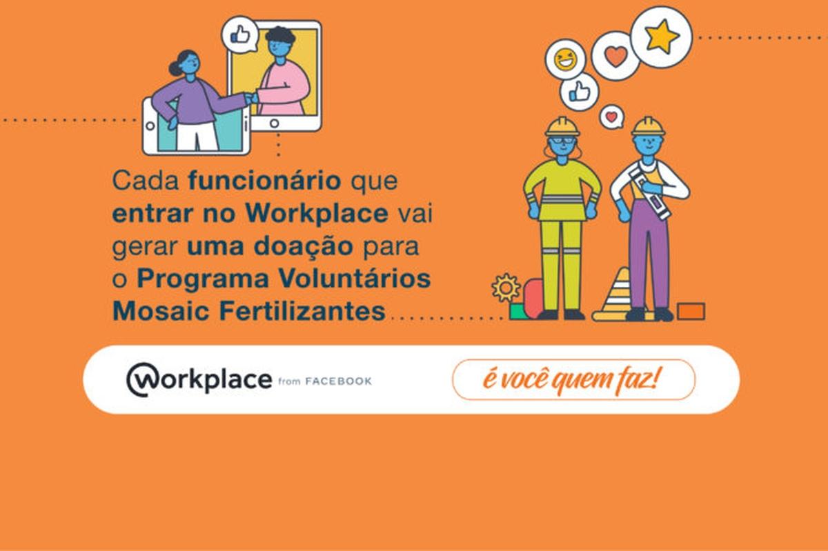 Mobilização de colegas para adesão ao WorkPlace