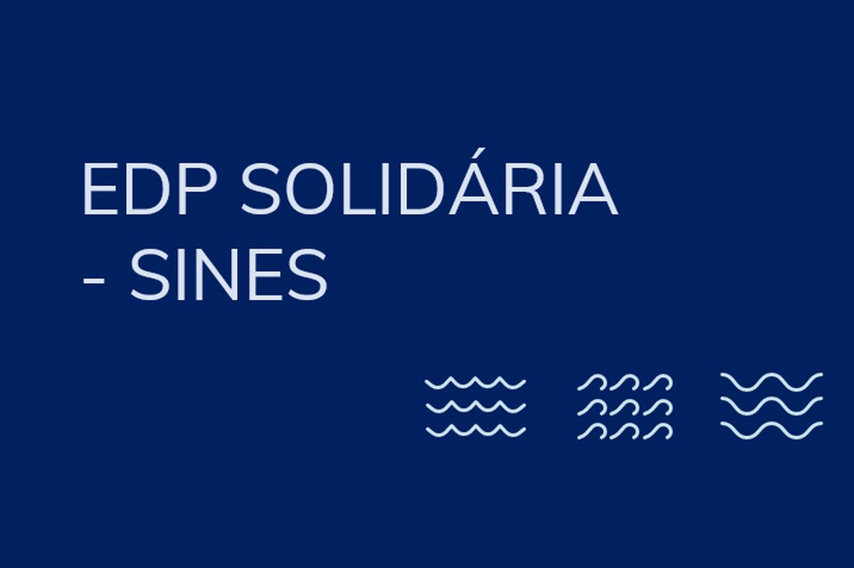 EDP SOLIDÁRIA - SINES