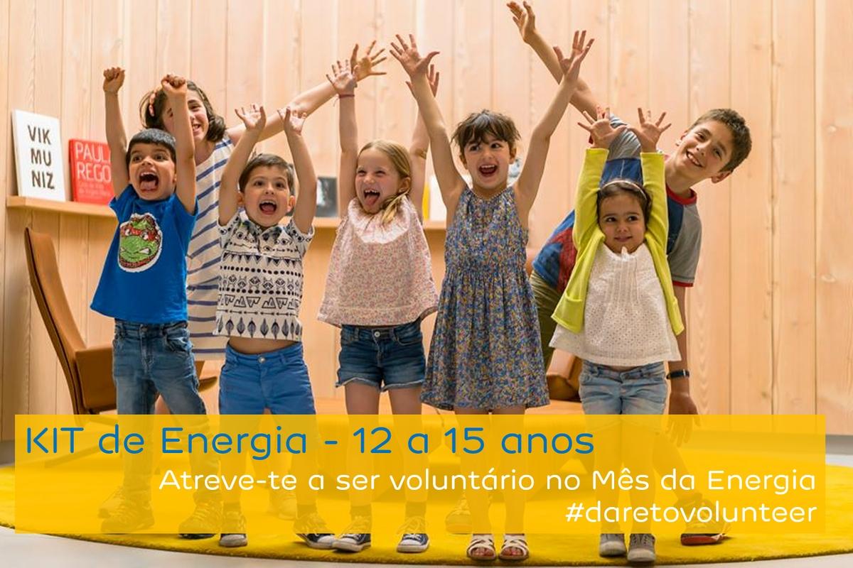 Kit Energia | 12-15 anos
