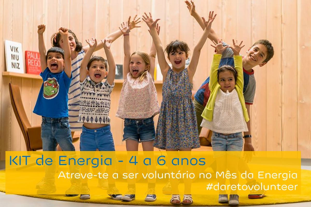 Aula de Energia | 4-6 anos