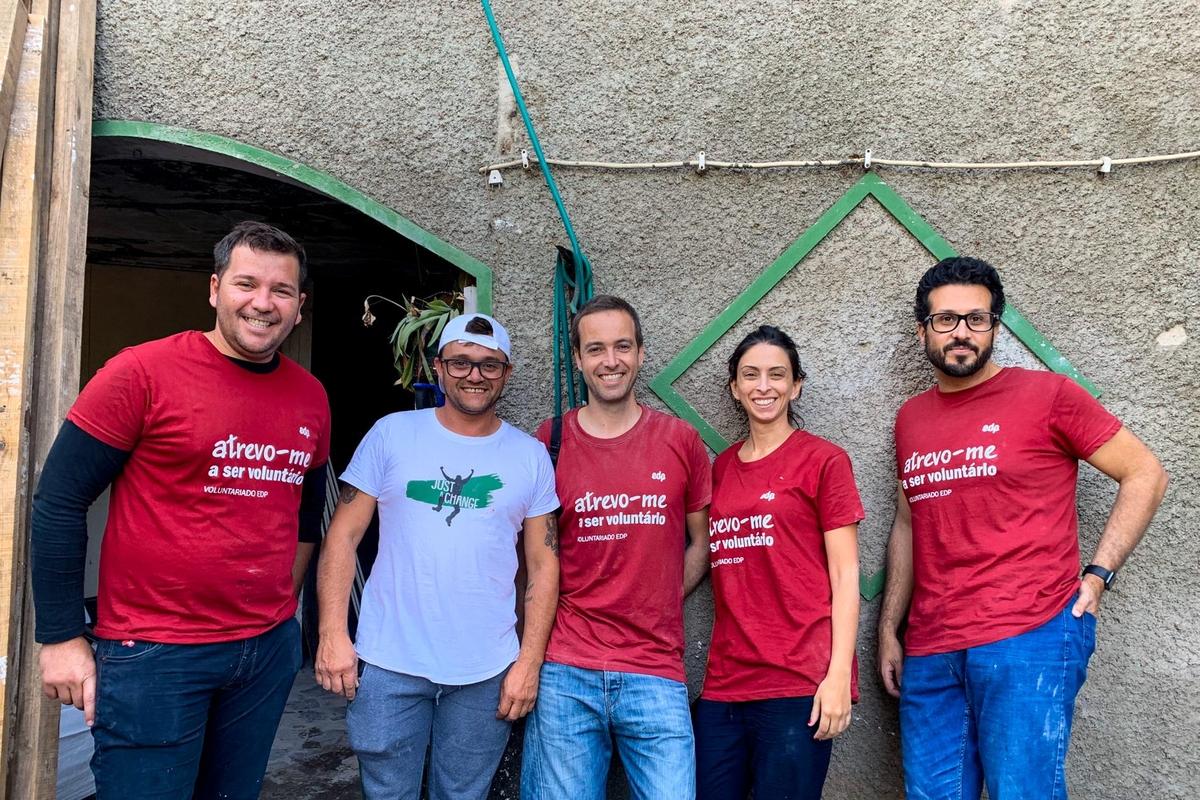 Voluntariado de Reabilitação - Porto, 19.05.2020