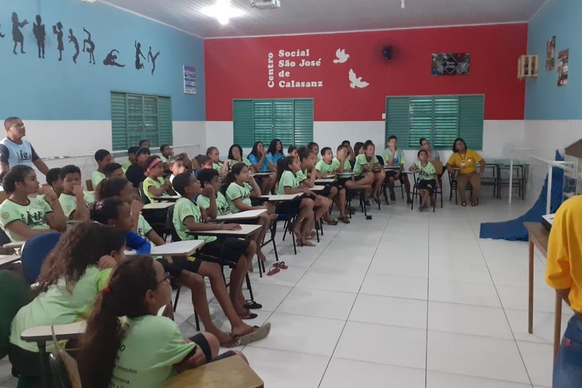 Turma 1 Centro Social São José de Calazans