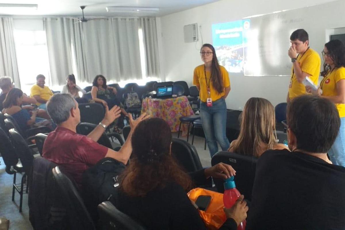 Multiplicando Energia com o EJA Prof Admardo S. de Oliveira