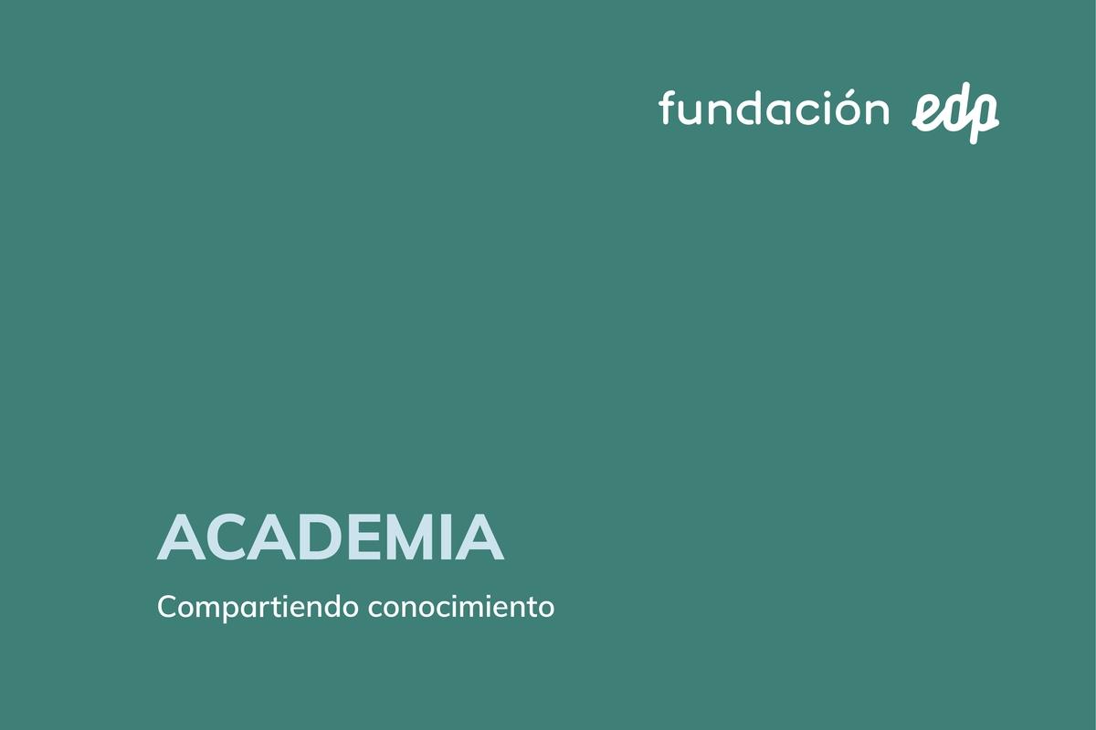 Academia Fundación EDP 2021