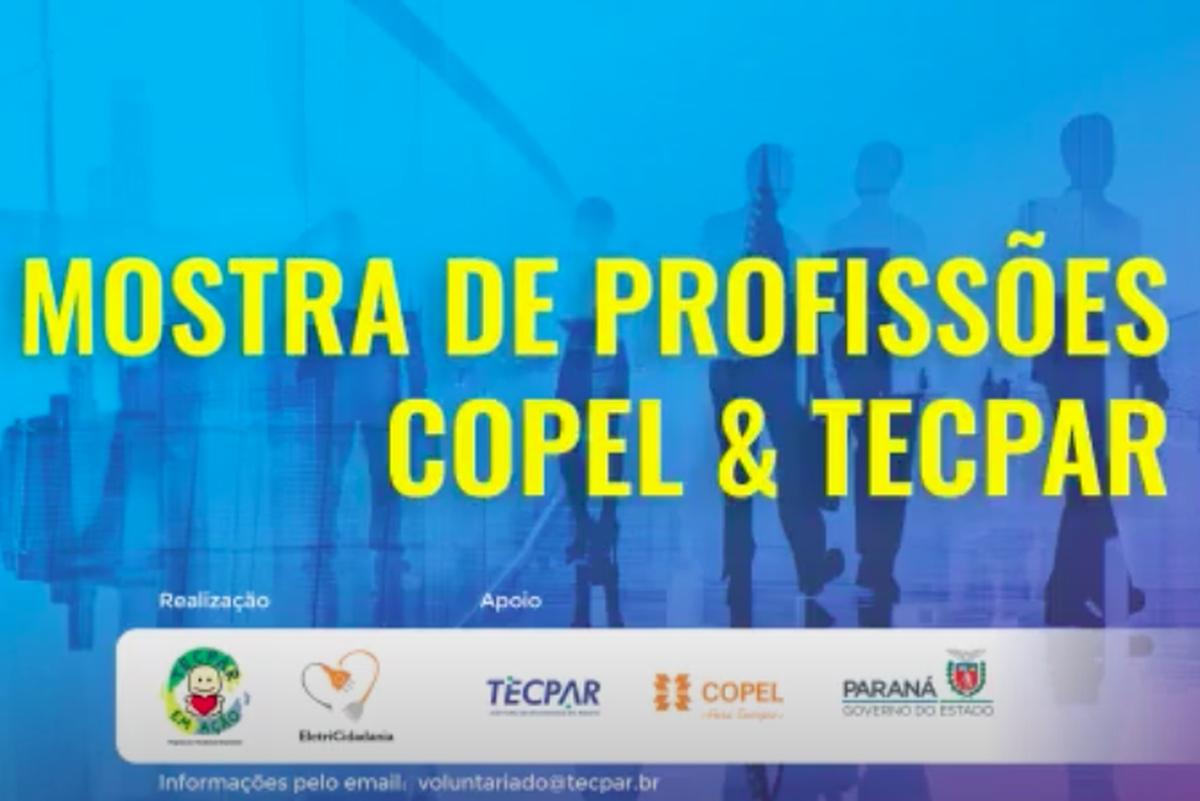 Mostra de Profissões Copel&Tecpar