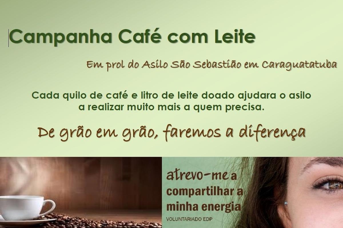 Campanha Café com leite