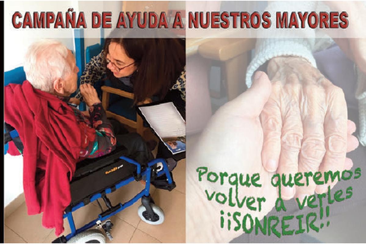 Ayuda a Residencias de Ancianos