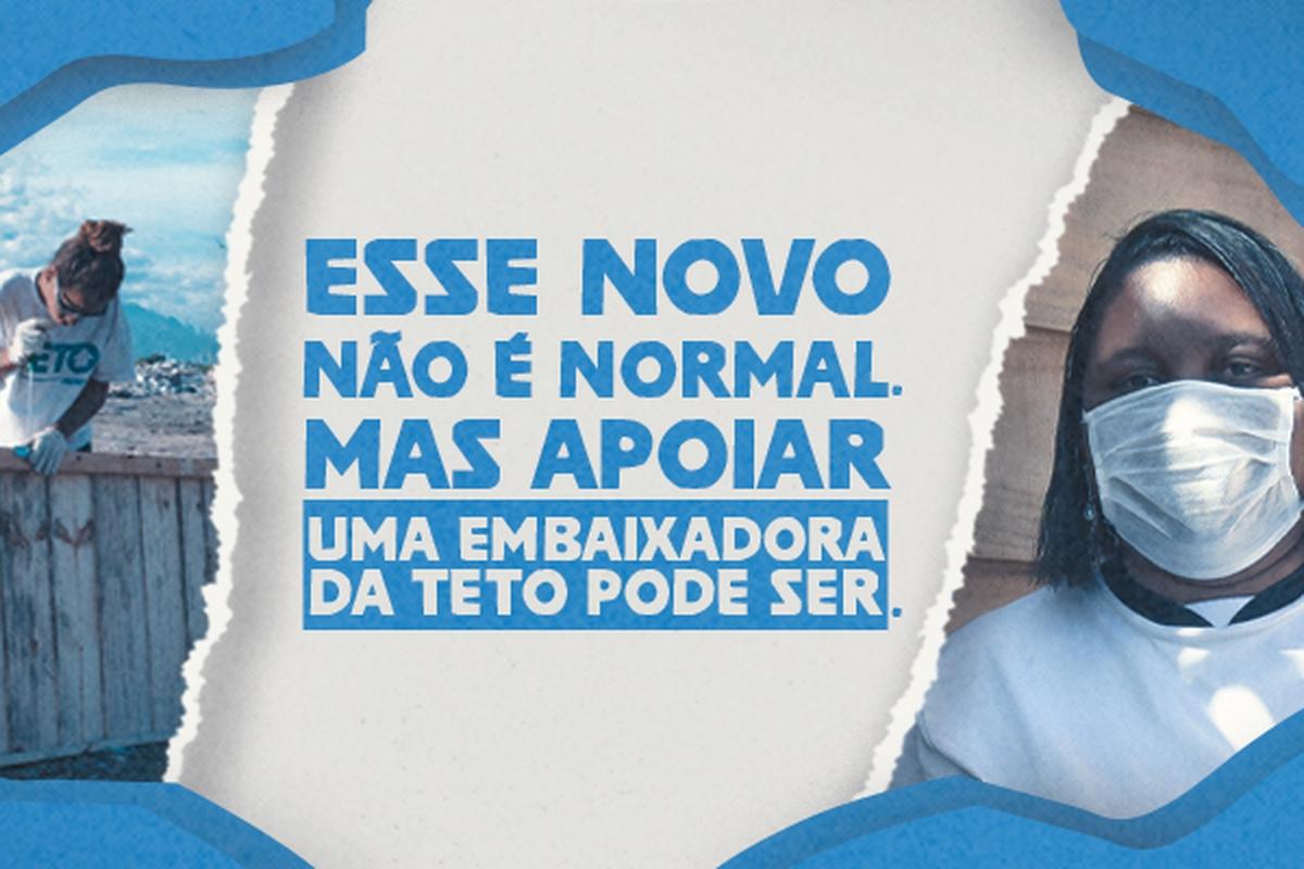 Campanha de Embaixadores TETO RJ