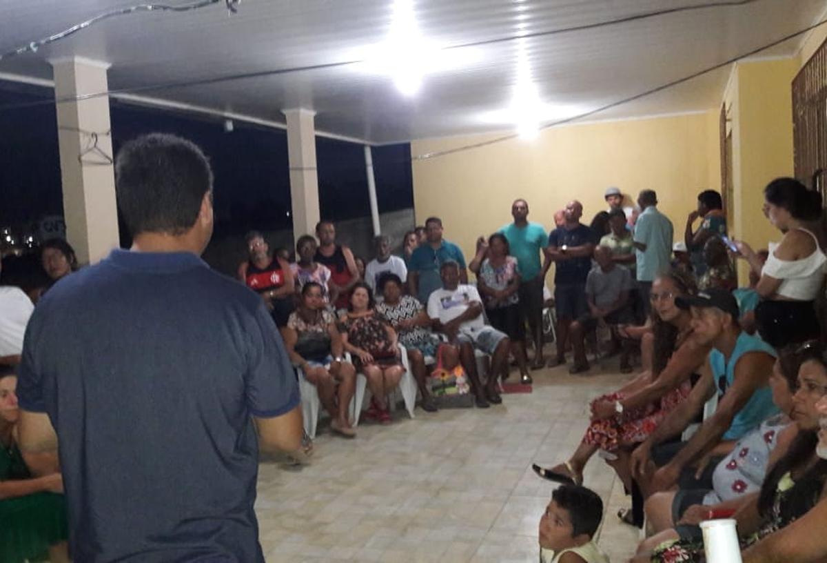 Segurança na Comunidade - CIPA SE Muquiçaba