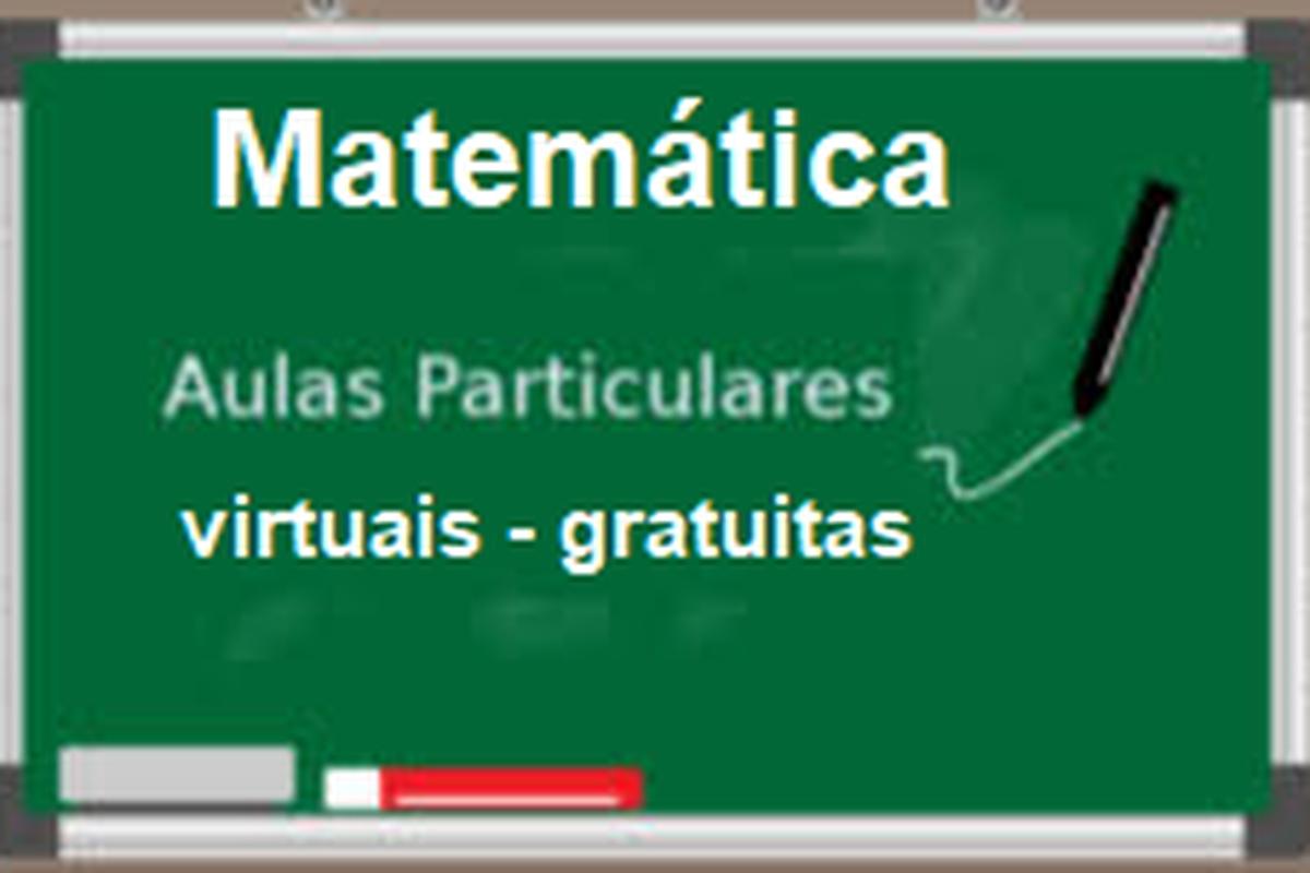 Aulas Gratuitas de Matemática Online