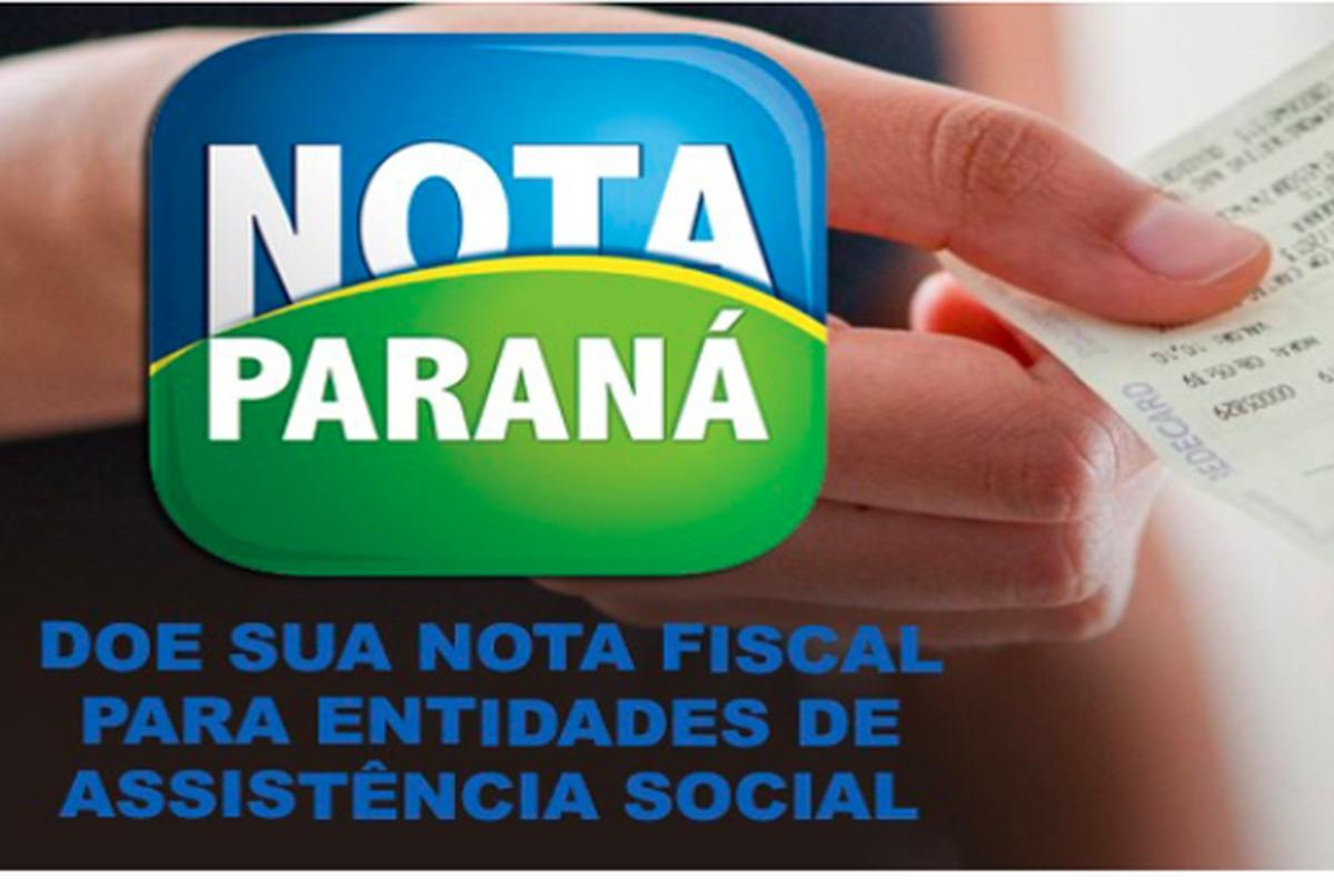DOAÇÃO DE NOTAS FISCAIS SEM CPF