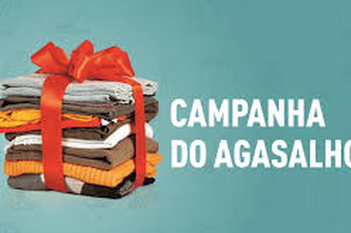 Campanha do Agasalho.