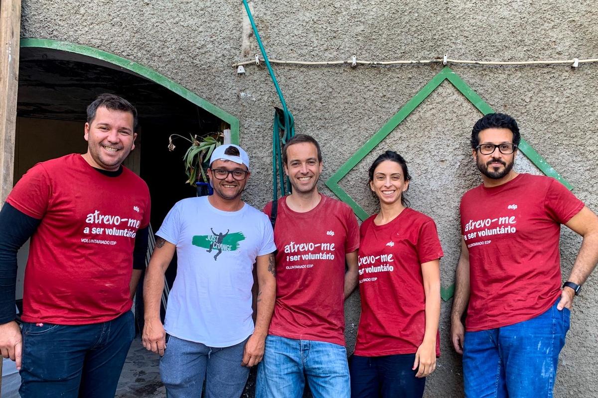 Voluntariado de Reabilitação - Porto, 08.10.2019