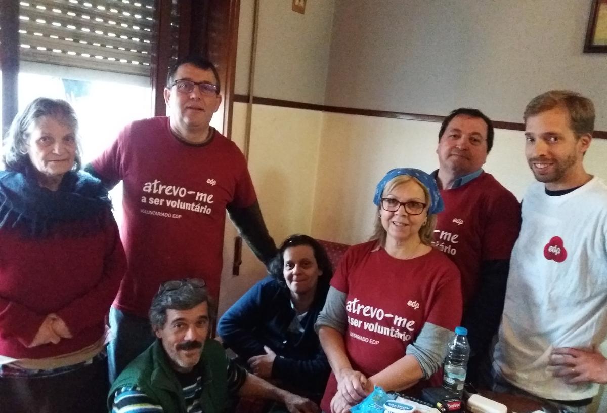 Voluntariado de Reabilitação - Porto, 15.01.2019